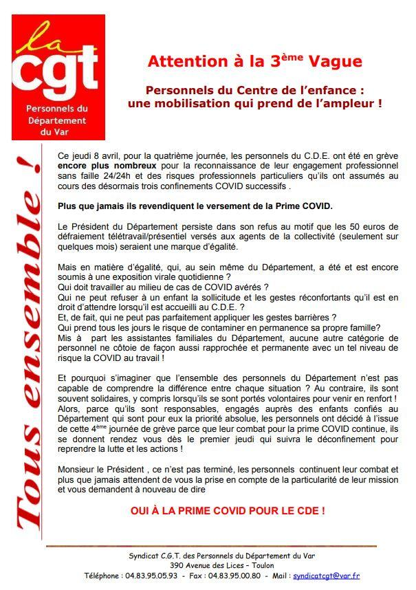 Attention 3eme vague cgt