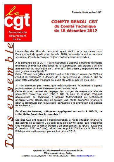 Cr ct 18 decembre 2017