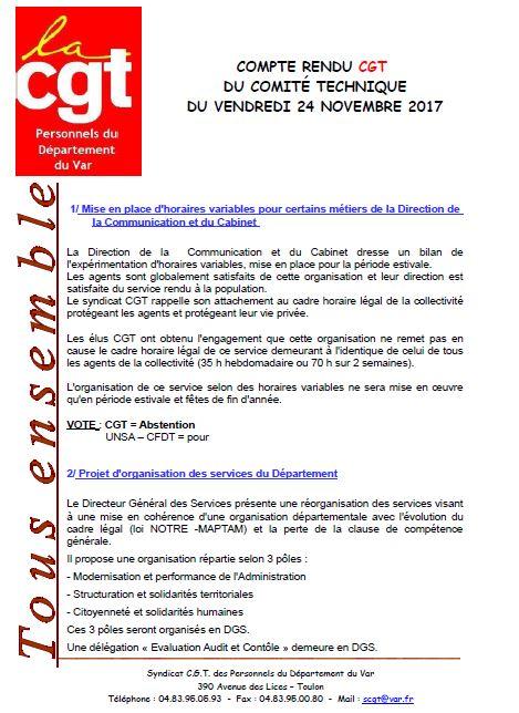 Ct 24 novembre 2017