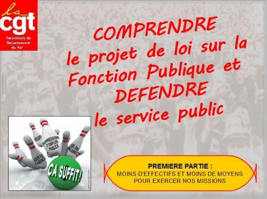 Diaporama reforme fp 1