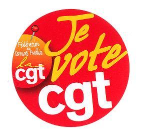 Je vote cgt