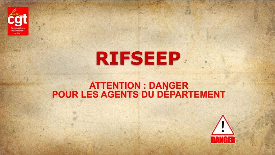 Rifseept attention danger 1