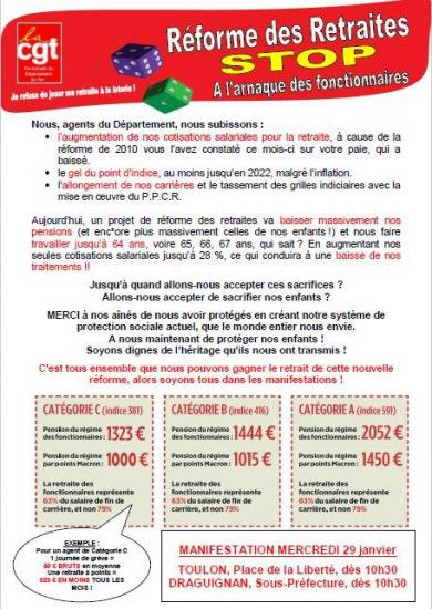 Tract 29 janvier