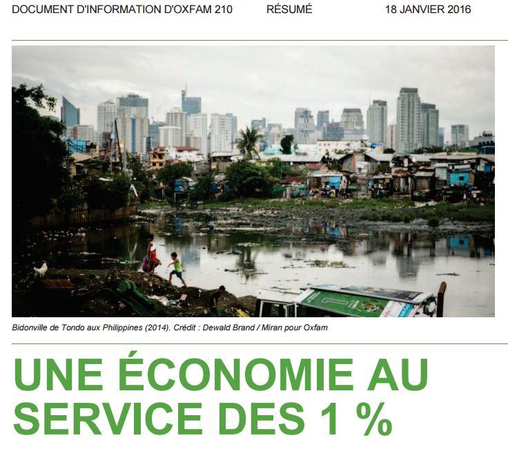 Une economie